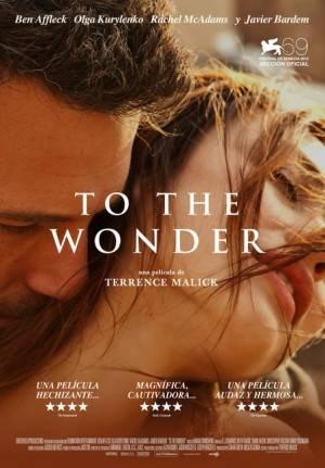 Cartel de To the wonder
