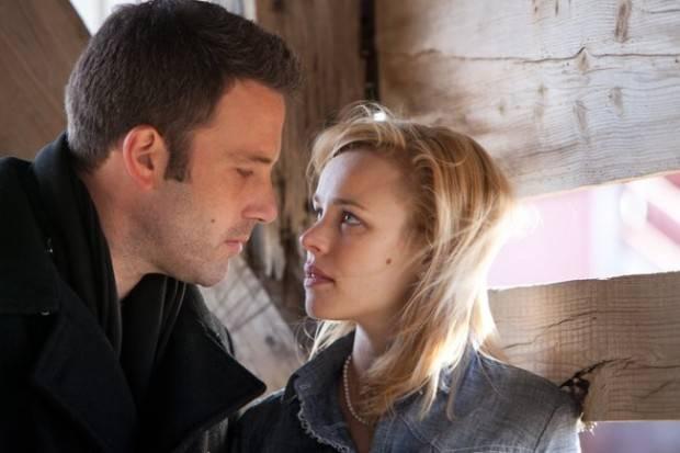 Ben Affleck y Rachel McAdams