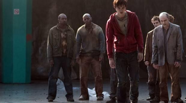 Nicholas Hoult en 'Memorias de un zombie adolescente'