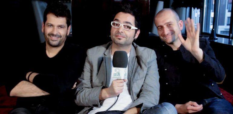 Taxi 'Tras el horizonte' - Entrevista para LosInterrogantes.com