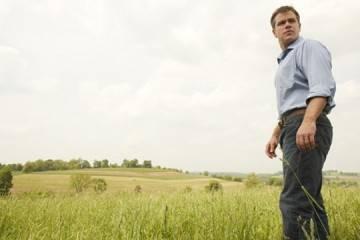 Matt Damon en 'Tierra prometida'