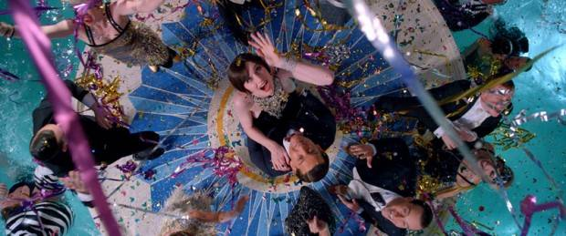 """Una de las fiestas de alto nivel de """"El gran Gatsby"""""""