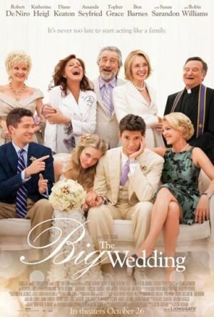 'La gran boda' - Cartel