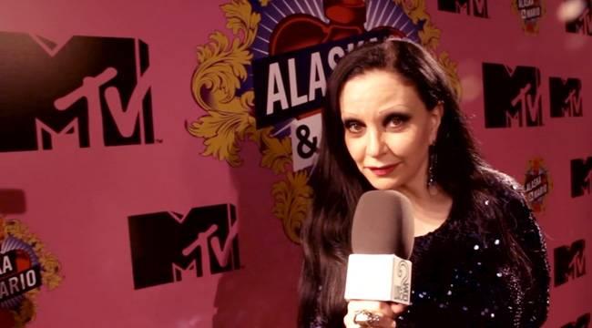 Entrevista a Alaska por el estreno de 'Alaska y Mario' tercera temporada en MTV