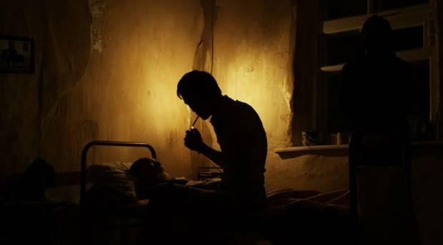Fotograma del film 'Chaika'
