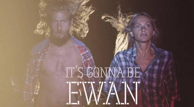 Ewan, el nuevo estilo surfero ideado por Juan Luis Suárez, el guitarrista de El Sueño de Morfeo