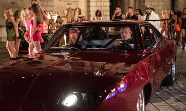 Imgen de 'Fast & furious 6' con Vin Diesel