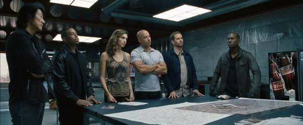 Imagen de 'Fast & Furious 6' con Jordana Brewster, Ludacris, Paul Walker, Sung Kang, Tyrese Gibson, Vin Diesel