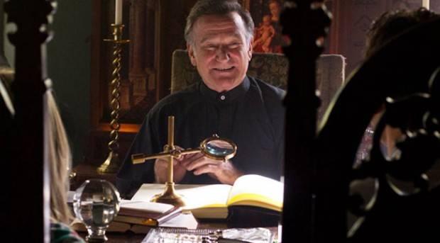 Robin Williams en 'La gran boda'