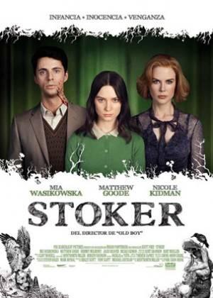 Stoker, cartel de la película
