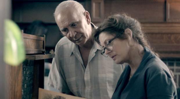 Un amigo para Frank -  Frank Langella, Susan Sarandon