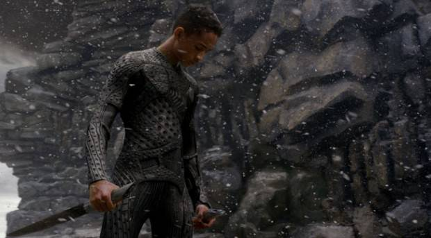 Imagen del film After Earth