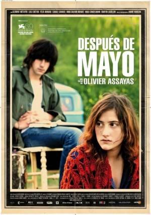 Cartel de Después de Mayo