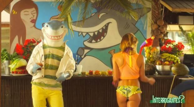 Imagen del vídeo de 'El Tiburón'