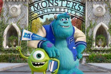 Monstruos University, lo nuevo de Disney y Pixar