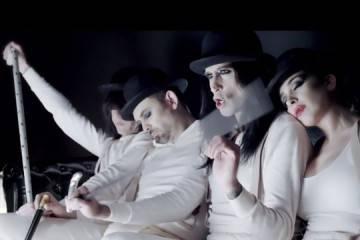 Nancys Rucbias en el vídeo de 'Me encanta'