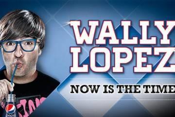 Wally López presenta su nuevo single 'Now is the time'