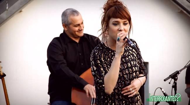 Zaz presenta en directo 'Recto Verso', su nuevo disco