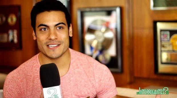 Carlos Rivera nos presenta en entrevista su álbum 'El hubiera no existe'Carlos Rivera nos presenta en entrevista su álbum 'El hubiera no existe'