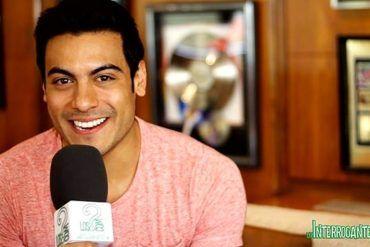 Carlos Rivera nos presenta en entrevista su álbum 'El hubiera no existe'