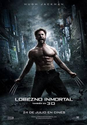 Crítica de Lobezno Inmortal | Cartel de Lobezno Inmortal