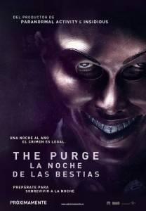 El cartel de The purgue