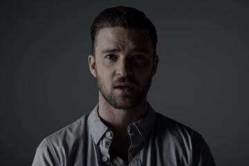 Justin Timberlake en el vídeo de 'Tunnel Vision'