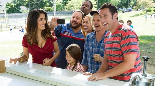Imagen de la película 'Niños Grandes 2'