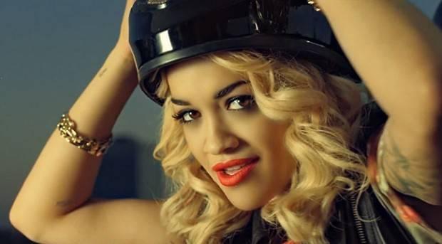 Rita Ora nueva imagen de Material Girl, la firma de Madonna