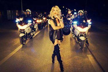 Rita Ora nueva imagen de Material Girl, la firma de MadonnaRita Ora nueva imagen de Material Girl, la firma de Madonna