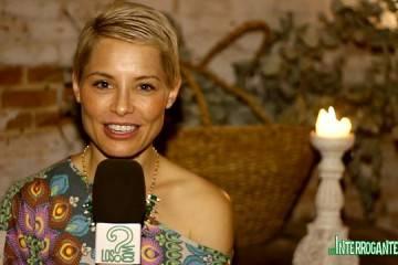 Entrevista a Soraya por la salida de su single 'Con fuego'