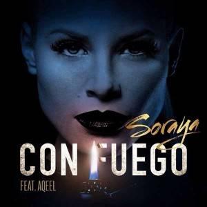 'Con fuego' - Soraya