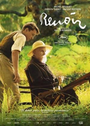 Renoir (Cartel de la película)