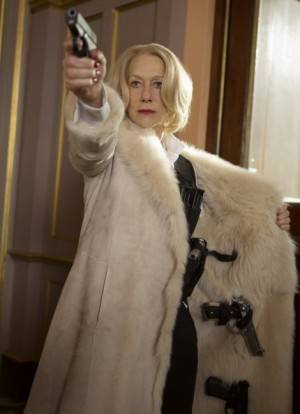 Helen Mirren en Red 2