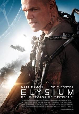 Matt Damon en el cartel