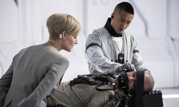 Judie Foster y Matt Damon