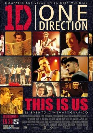 Cartel 'This is us'