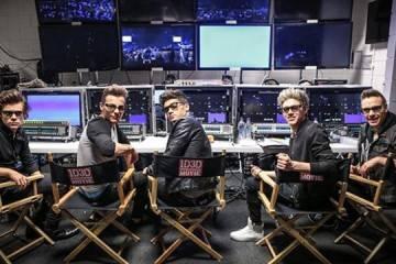 Imagen de la película 'This is us' con One Direction