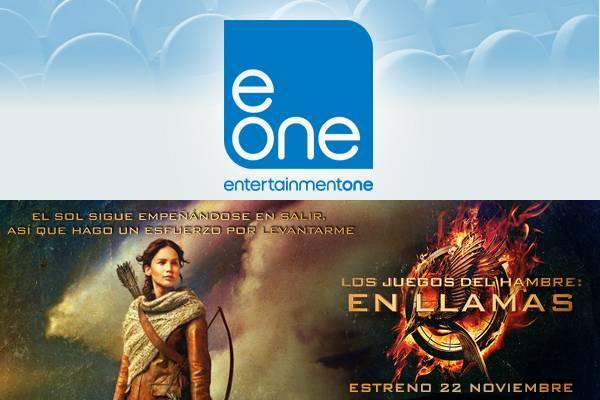 Próximos estrenos de cine 2013 de la distribuidora Eone