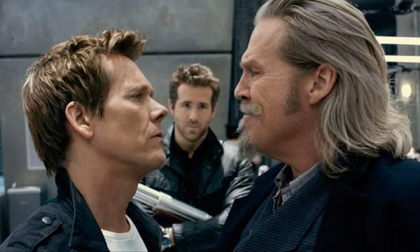 Imagen de R.I.P.D con Kevin Bacon y Jeff Bridges