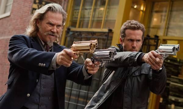 Imagen de R.I.P.D con Jeff Bridges y Ryan Reynolds