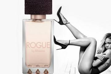 Rogue, el nuevo perfume de Rihanna