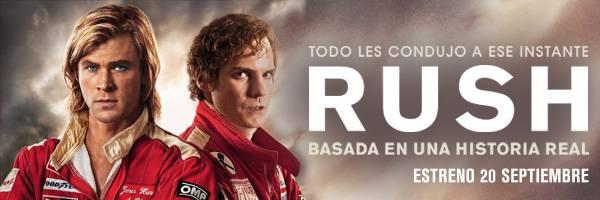 Rush (Película) - Estrenos de cine 2013