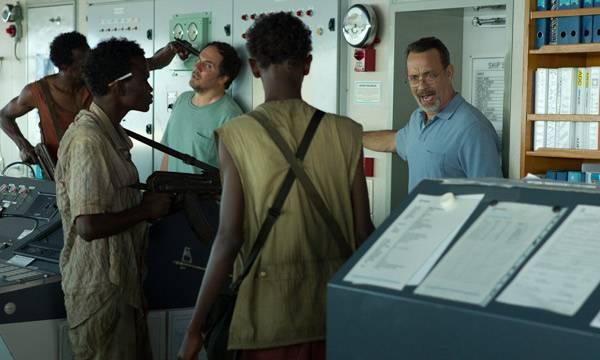 """En el puente del barco abordado en """"Capitán Phillips"""""""