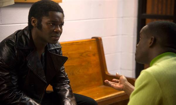 "David Oyelowo y Elijah Kelley en ""El Mayordomo"""