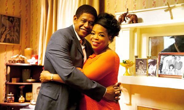 "Forest Whitaker y Oprah Winfrey son Cecil y Gloria Gaines en ""El mayordomo"""