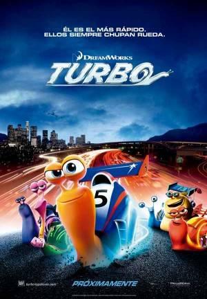 "Cartel de ""Turbo"""