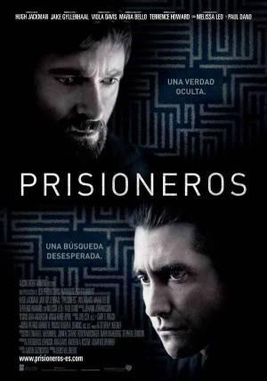 Prisioneros - Cartel