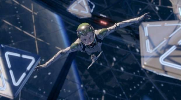 """Imagen de una de las escenas de """"El juego de Ender""""."""