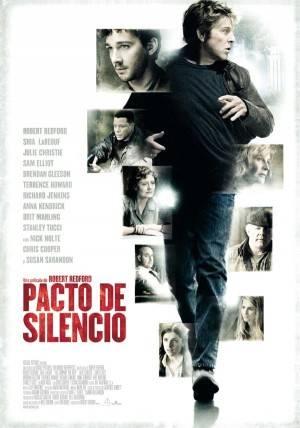 Cartel Pacto de Silencio | Crítica de Cine